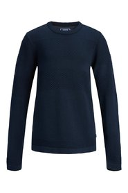 Knitted Pullover Boys textured
