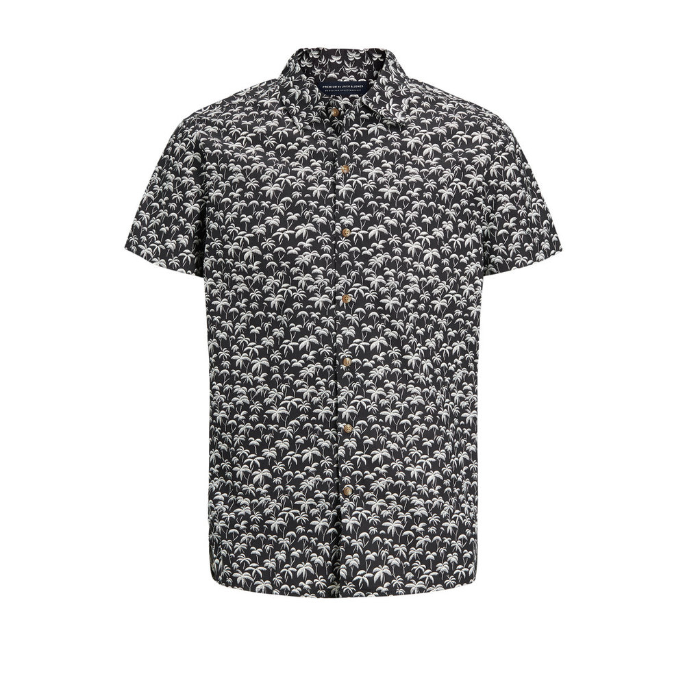 Short sleeved shirt All-over printed