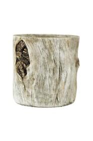 Træstamme skjuler 20x22cm