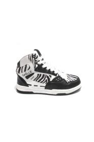 Scarpe sneaker alto vintage DS21GE10 GBDS2259