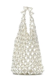 SMALL BEADED SHOPPER