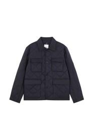 Obagnolem water repellent quilted jacket