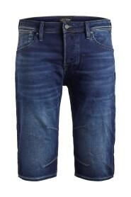 Blå Jack & Jones Dash Long Shorts Shorts