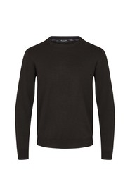 Merino Twotone Sweater