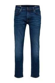 Regelbundna fit jeans