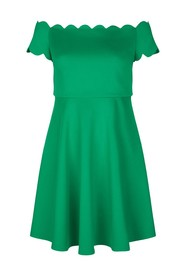 Ted Baker - Fellama - Groen skater dress