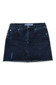 Girl Denim Skirt Skjørt