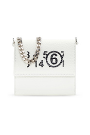 Branded wallet with chain
