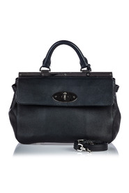 Calf Leather Dorothy Satchel