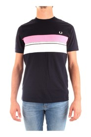 FRED PERRY M6518 T-SHIRT Men BLUE