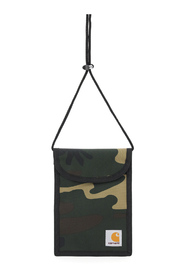 pouch with shoulder strap