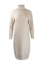 Leandra Cable Knit Dress