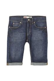 Mørk Bermuda Shorts