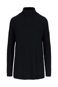 Roll Neck Pullover 7 Knitted