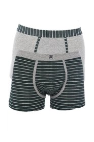 Lot de 2 boxers stretch F06I6