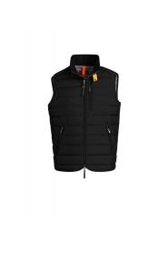 Perfect sleeveless down jacket
