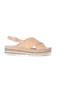 Sandalo intrecciata