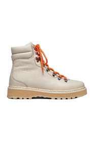 Hiking Grained Leather boots