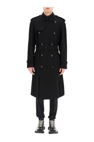 westminster long trench coat
