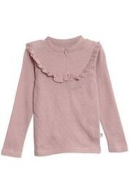 T-shirt Wool Ruffle