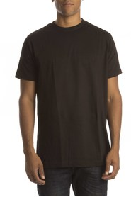 Slater Basic T-Shirt O-neck Black ( 2p)