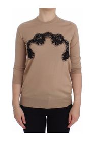 Lace Sweater Pullover