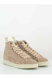 P01 Mid Cut in suede lining shearling