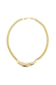 Pre-owned gold tone necklace