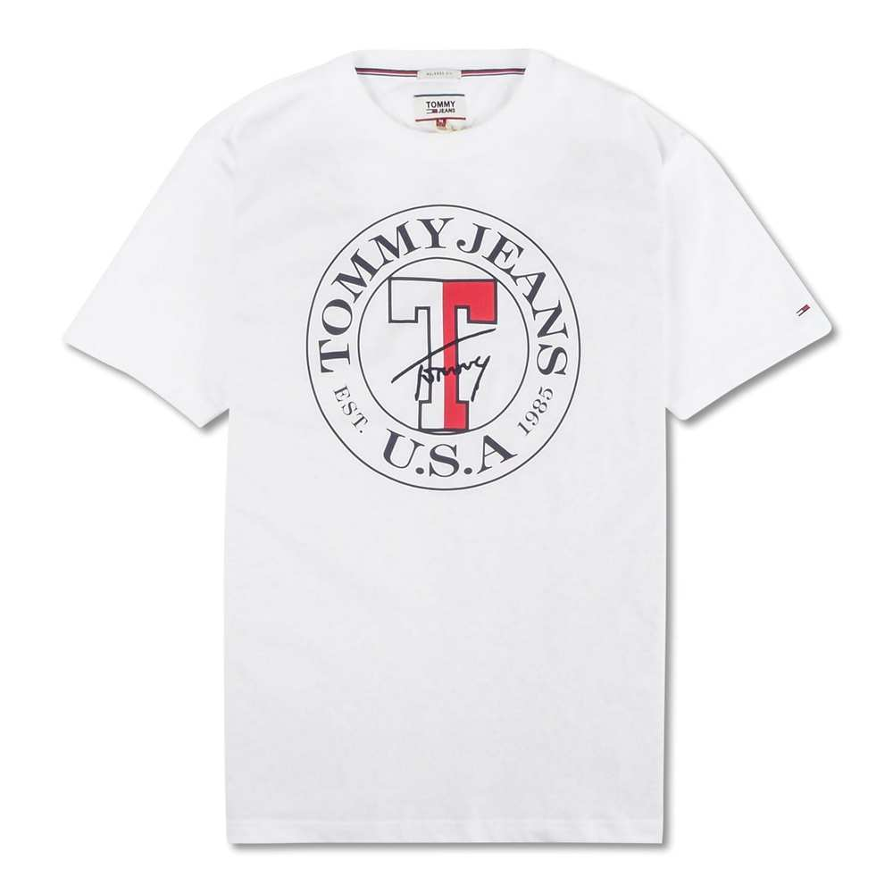 Tommy Circle Tee
