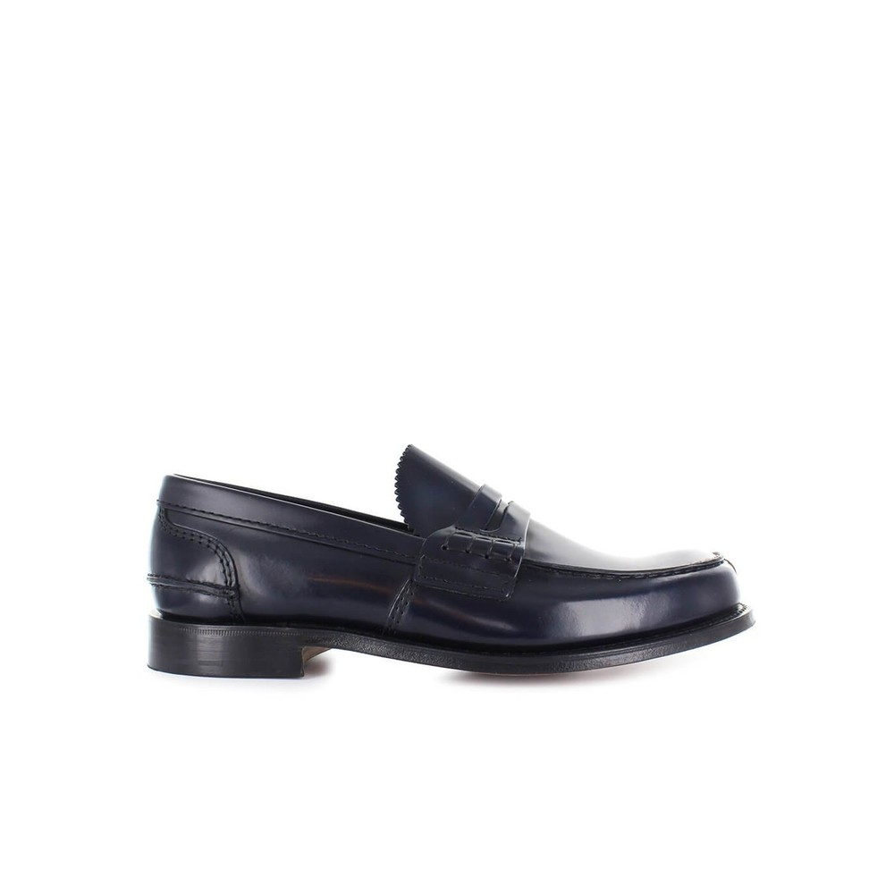 TUNBRIDGE LOAFER BOOKBINDER FUME