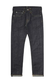 Red Listed Selvedge Jeans