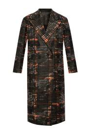Lottie dobbeltradet frakke