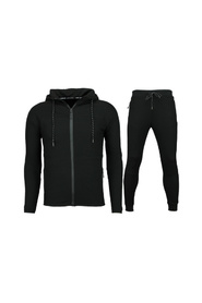 Slim Fit Joggingpak Mannen - Heren Trainingspak Kopen Basic- F552