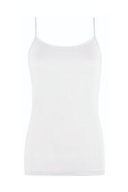 Hvit OROBLU - Perfect Line Top w/straps Ivory