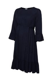 Maternity dress 3/4 sleeved viscose