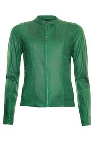 Anotherwomen 912103 Jasje biker Bright green
