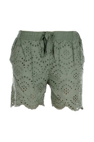 Embrodery Shorts