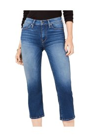 Jeans Stella Mid-Rise Cropped Straight