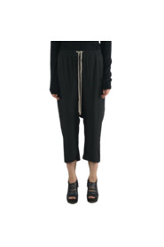 CC DRAWSTRING CROPPED PANTS