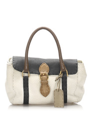 Mini Selleria Linda Leather Handbag