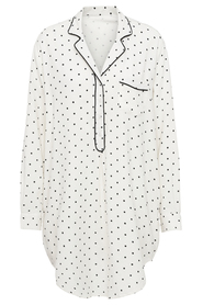 dotted silent shirt