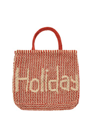 Holiday Basket - Red