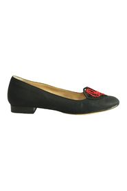 Fabric Loafers