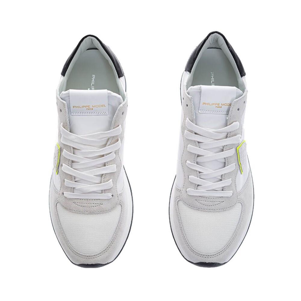Gray Tropez X - Sneakers   Philippe Model   Sneakers   Herenschoenen