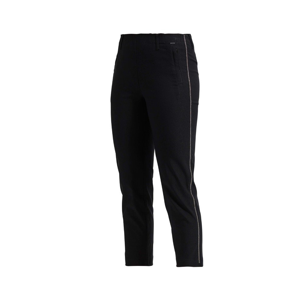 Claire, regular trousers crop
