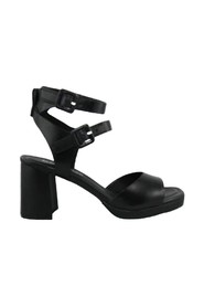 NAPPA BAND SANDAL AND HEEL STRAP