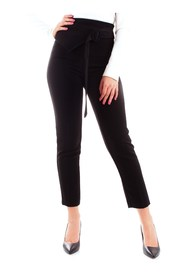 FRACOMINA FR19FMTRILLY Pants Women BLACK