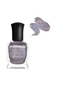 Glitter Deborah Lippman Queen Bitch Neglelakk