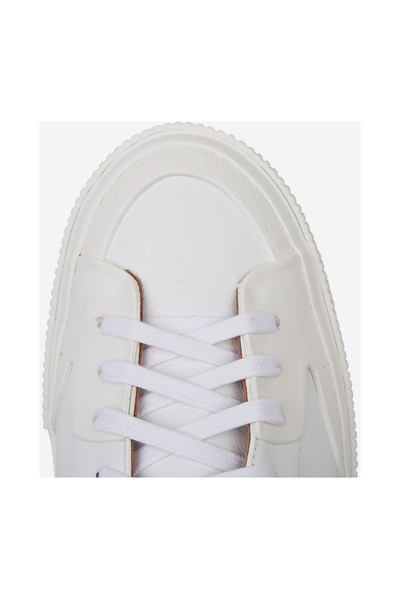 Givenchy WHITE Tennis Light sneakers Sneakers - Wit