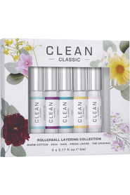CLEAN Rollerball Layering Collection 5 x 5ml